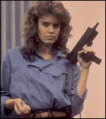 Catherine Mary Stewart in Night of the Comet